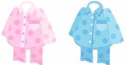 パジャマセット 2色