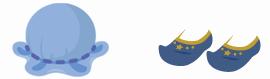 彦星帽&彦星靴