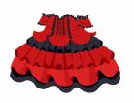舞踏会ドレス 赤