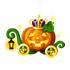 かぼちゃ車