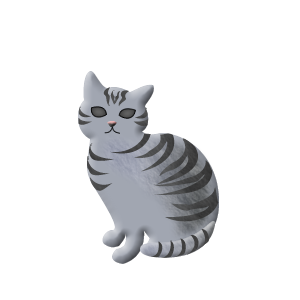 猫ピック サバトラ