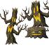 枯れ木おばけ 3種セット