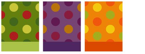 背景:野菜ジュース緑・背景:野菜ジュース紫・背景:野菜ジュース黄