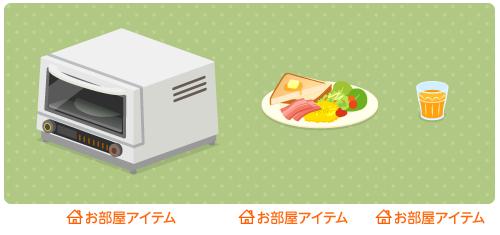 オーブンレンジホワイト・朝食プレート・タンブラーオレンジ