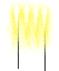 ナイアガラ花火 黄