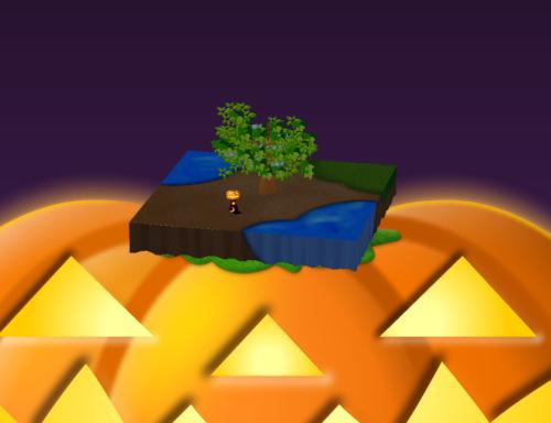 ハロウィンコイコイかぼちゃ