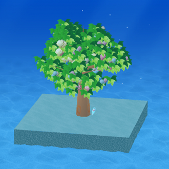 デコデコノキ(海底シート用)
