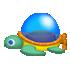 ウミガメ潜水艦 黄