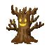 枯れ木おばけB