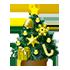 クリスマスツリーB 金