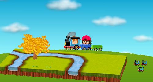 コイコイ機関車