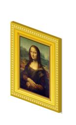 モナ・リザの絵画