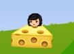 ひょっこりチーズ