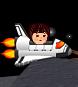 スペースシャトルライド