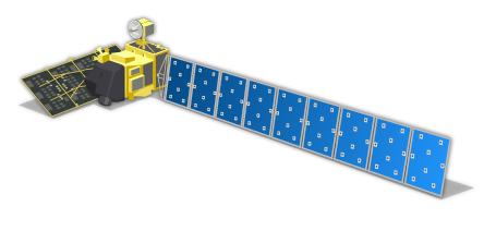陸域観測技術衛星「だいち」