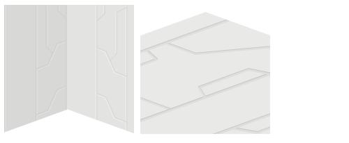 宇宙船の壁・宇宙船の床