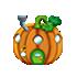 かぼちゃハウス