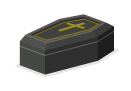 床置き型棺