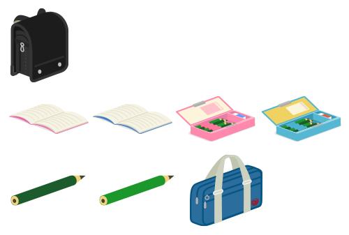 教室部屋袋3