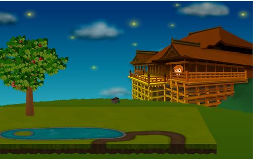 コイコイ清水寺 設置例