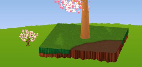 桃の木B 設置例