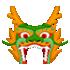 龍の口ゲート 緑