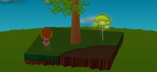 ティーツリーの木 設置例