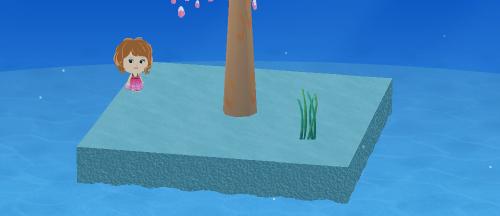 海草 設置例