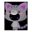 チェシャ猫着ぐるみ