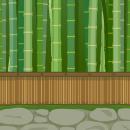 背景:竹林