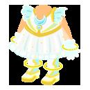 宇宙アイドル衣装 クリスタル