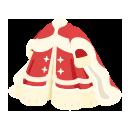 サンタ衣装 赤
