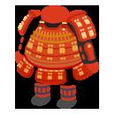 井伊の赤備え鎧