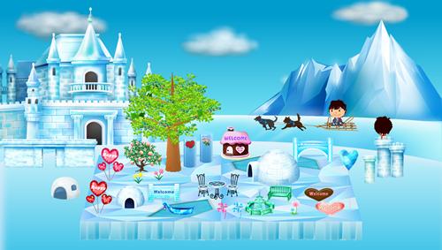 氷の世界を楽しもう!イベントイメージ