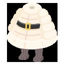 あったかコート ホワイト