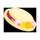 お花のハット