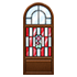 レトロな窓A