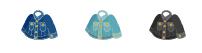 デニムジャケット 3種