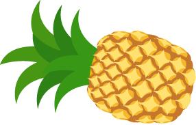 特大パイナップル