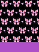 ラブリー蝶々 黒