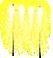 ちびナイアガラ花火 黄