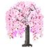 でかしだれ桜