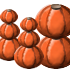 丈夫なかぼちゃA 4種8個