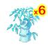 氷のオモイノ竹 6本