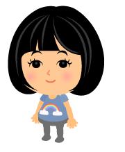虹Tシャツ群青