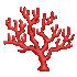 サンゴA 大 赤