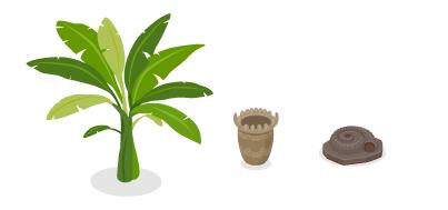 古代植物サトイモ科・縄文土器波型縁・アンモナイト化石黒大