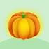 かぼちゃB 大 橙