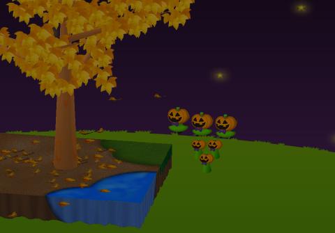 コイコイハロウィンパレード かぼちゃB