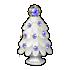 クリスマスツリー サファイア